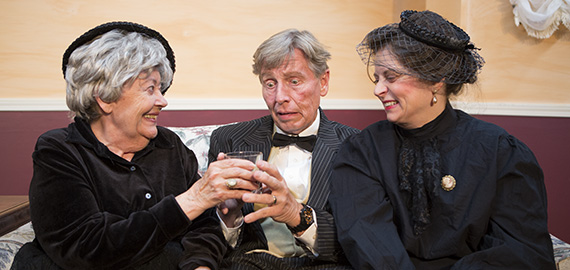2014 Fall - Arsenic & Old Lace